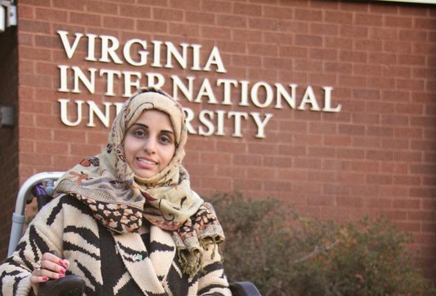Overcoming Obstacles: Manar Alhazmi