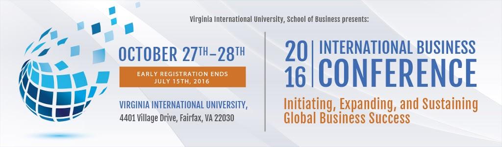 FXUASB International Business Conference