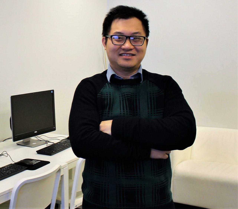 Meet MISM student Quang Trinh