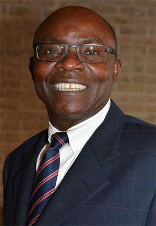 Welcome Dr. Amaefule