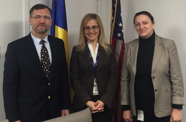 Ukrainian Embassy Meeting