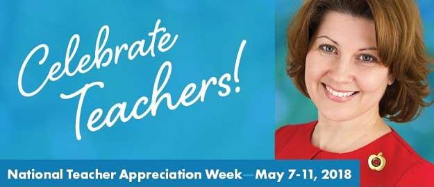 FXUA Recognizes National Teacher Appreciation Week