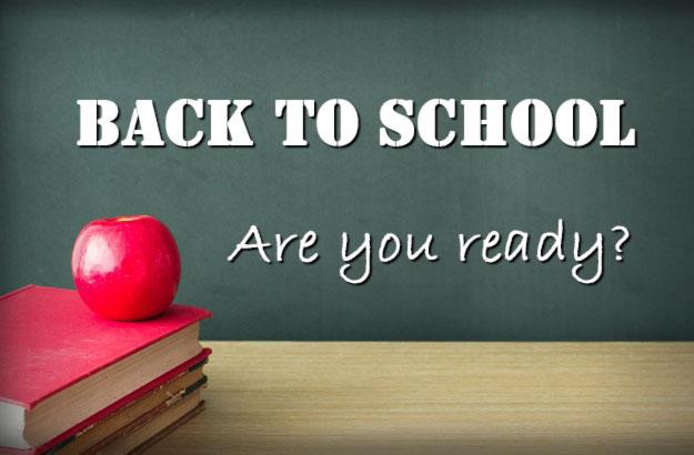 Back to School Season – A Yearly Phenomena!
