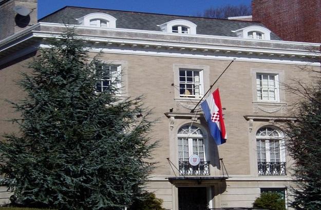 VIU Visits the Embassy of Croatia