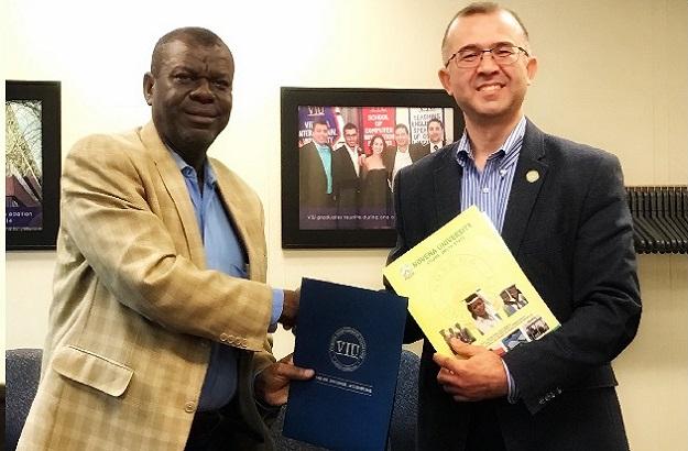 FXUA Signs Memorandum of Agreement with Novena University in Nigeria